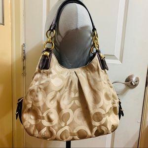 Authentic Coach Handbag- Maggie